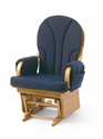Lullaby Adult Wood Glider Rocker